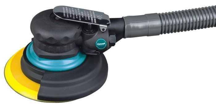 Современная пневматическая эксцентриковая шлифовальная машина ESS 150 Komposit PRO