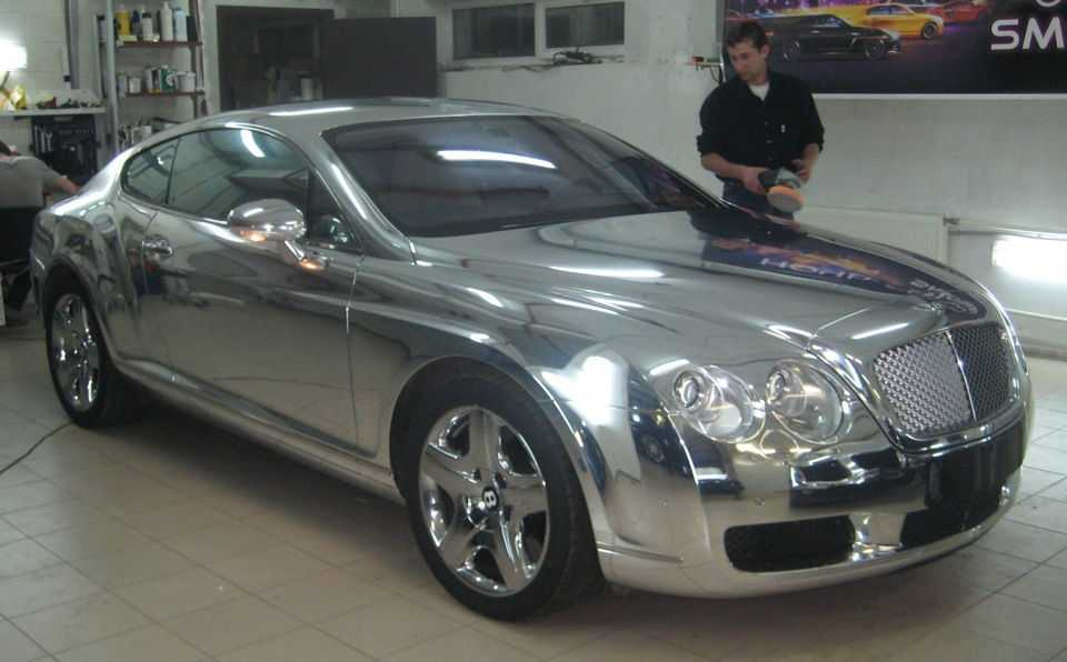 Оригинальный тюнинг автомобиля