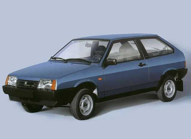 Очень популярный советский автомобиль