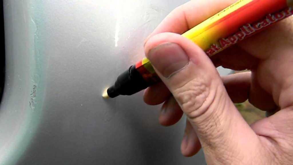 Принцип действия карандаша очень прост