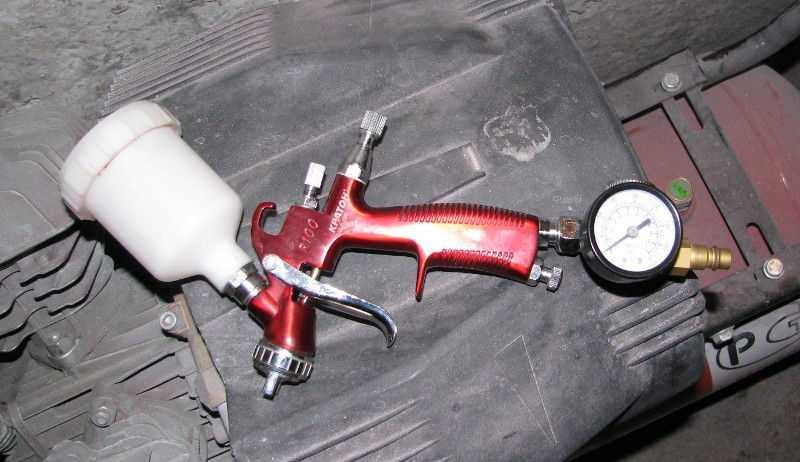 Пулевизатор для профессиональной покраски авто