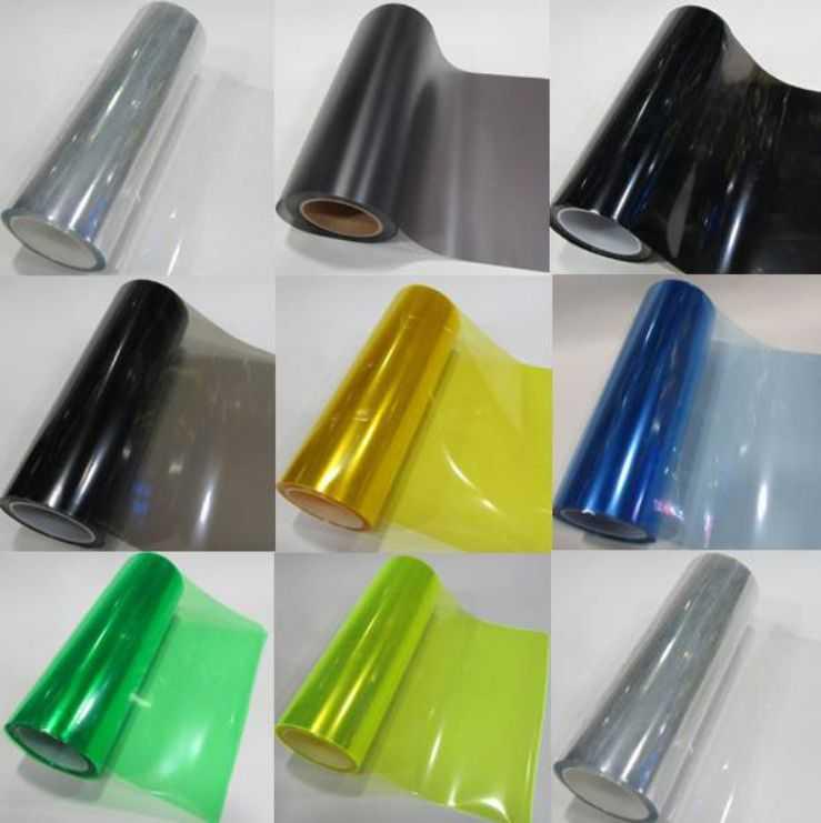 Разновидности пленок для тонировки стекол авто