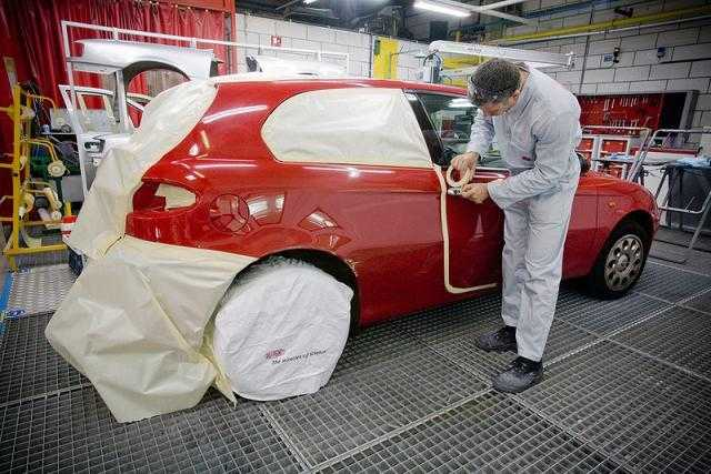 Собственник машины может изменить цвет