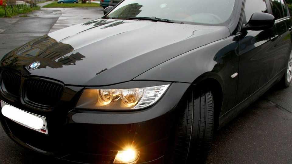 Краска автомобильная черная глянцевая