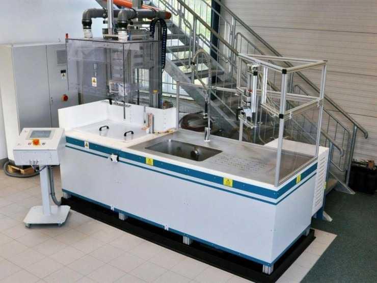 Оборудование электро-плазменной обработки деталей