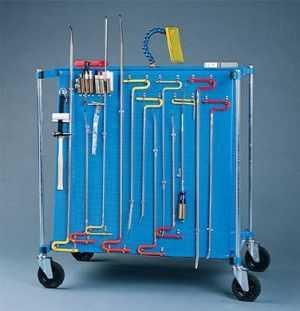 Для кузовного ремонта в гараже нужен набор инструментов