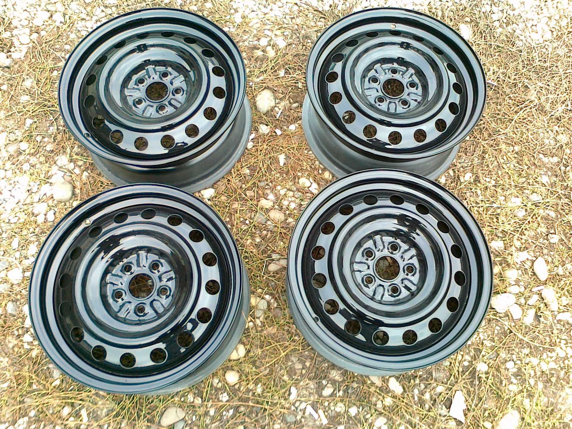 Стандартные колесные диски